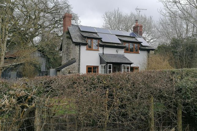 Thumbnail Detached house for sale in Gladestry, Kington, Powys