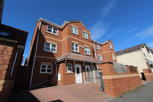 Thumbnail Terraced house to rent in Albion Place, Albion Street, New Brighton, Wallasey