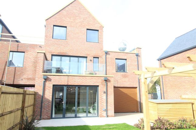 Thumbnail Town house for sale in Plot 25, Radbrook Village, Radbrook Road, Shrewsbury