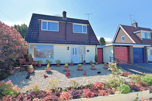 Thumbnail Detached house for sale in Withy Close, Tiverton
