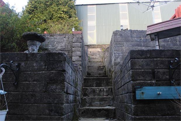 Rear Garden of Llewellyn Street, Pentre CF41
