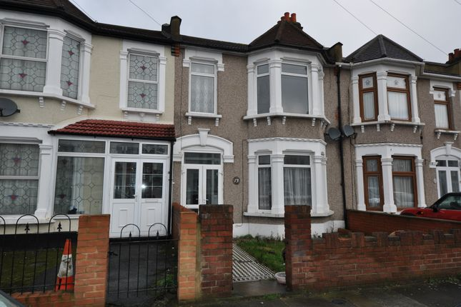 Thumbnail Terraced house to rent in Clandon Road, Seven Kings, Ilford