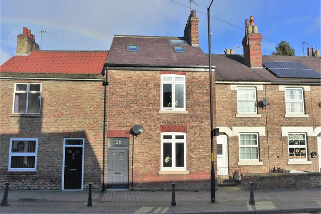 Thumbnail Terraced house to rent in Water Skellgate, Ripon