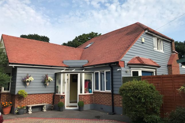 Thumbnail Bungalow for sale in Woodbury Avenue, Bournemouth