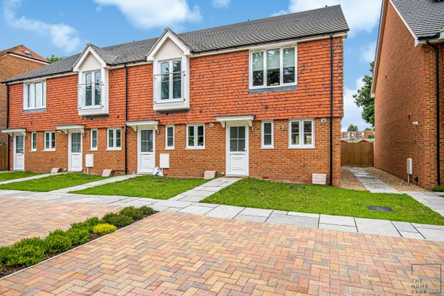 2 bed end terrace house to rent in Park View Close, Guildford GU2