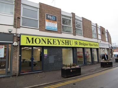 Thumbnail Retail premises to let in 23-25, St. John's, Warwick