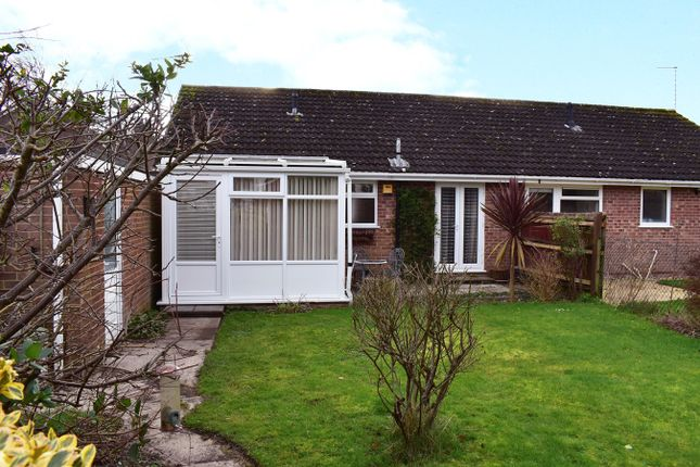 Thumbnail Semi-detached bungalow for sale in Kingsfield, Ringwood
