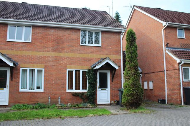 Thumbnail Semi-detached house to rent in Sunbury Close, Bordon