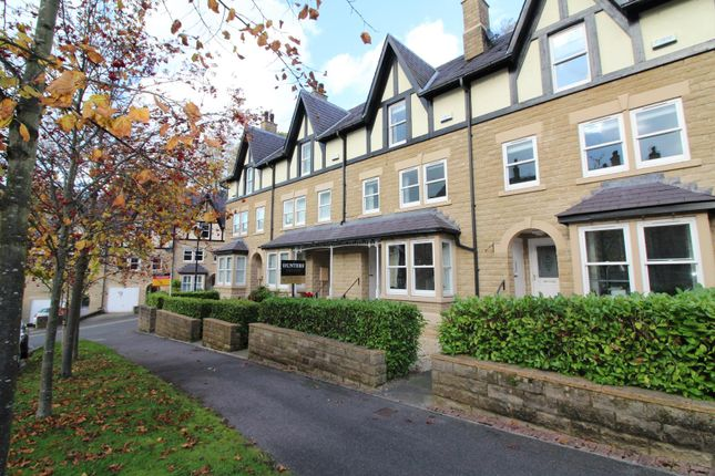 Thumbnail Town house for sale in Portland Crescent, Harrogate