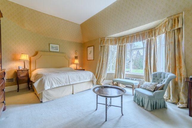 Master Bedroom of Tindon End, Great Sampford, Saffron Walden, Essex CB10