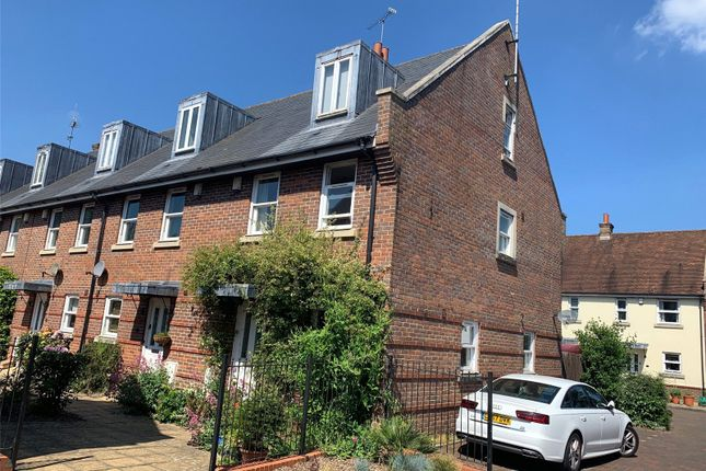 Thumbnail End terrace house for sale in Wheelwrights Close, Arundel