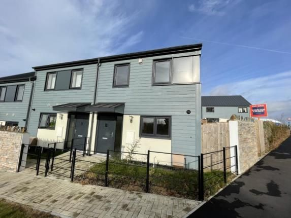 Thumbnail End terrace house for sale in Dunmere Road, Bodmin