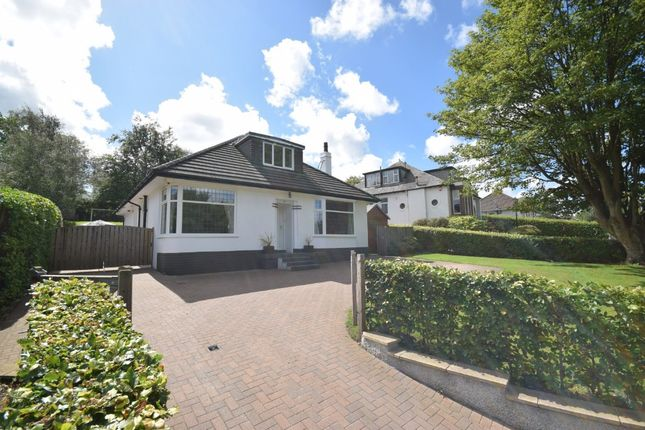 Thumbnail Detached bungalow for sale in Mearns Road, Clarkston, Glasgow