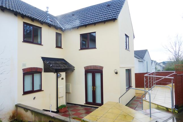 Thumbnail Property to rent in Meadowbank, Chudleigh Knighton, Newton Abbot