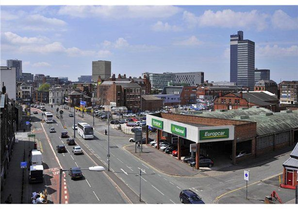 Thumbnail Flat for sale in Foundry Street, Manchester