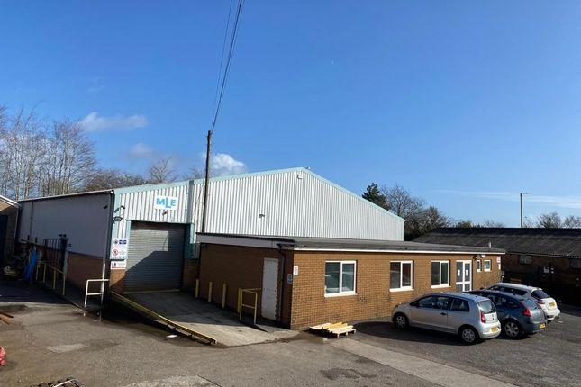 Thumbnail Light industrial for sale in Land And Buildings, South Road, Bridgend Industrial Estate, Bridgend