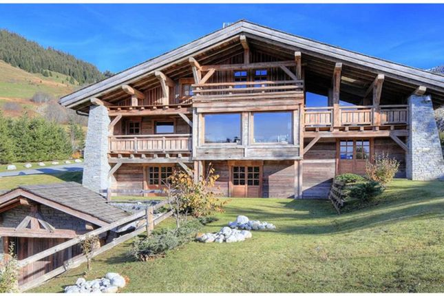 Thumbnail Chalet for sale in Mont D`Arbois, Megeve, French Alps, France