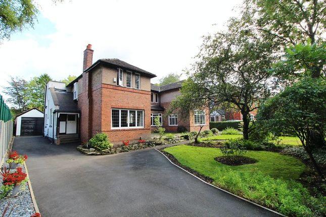 Thumbnail Semi-detached house for sale in Chatsworth Road, Ellesmere Park, Eccles Manchester