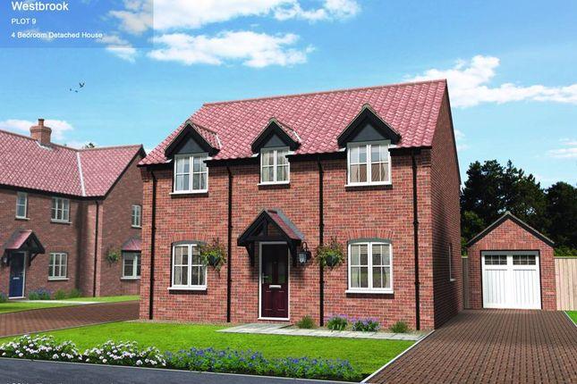 Thumbnail Detached house for sale in Plot 12, Little Snoring, Norfolk