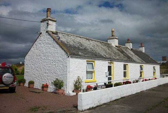 2 bed cottage for sale in North Cairn Farm, Kirkcolm Stranraer