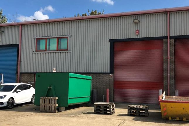 Thumbnail Light industrial for sale in Unit 9 Avenue Business Centre, Chingford