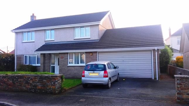 Thumbnail Detached house for sale in Bugle, St. Austell, Cornwall