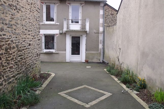 Thumbnail Semi-detached house for sale in Javron-Les-Chapelles, Javron-Les-Chapelles, Couptrain, Mayenne Department, Loire, France