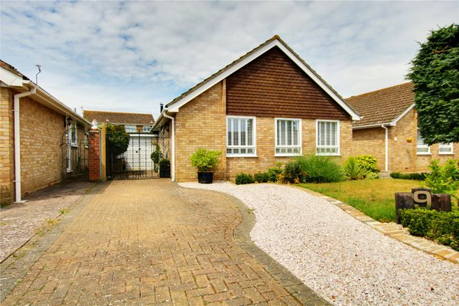 Thumbnail Bungalow for sale in Alinora Close, Goring By Sea, Worthing, West Sussex