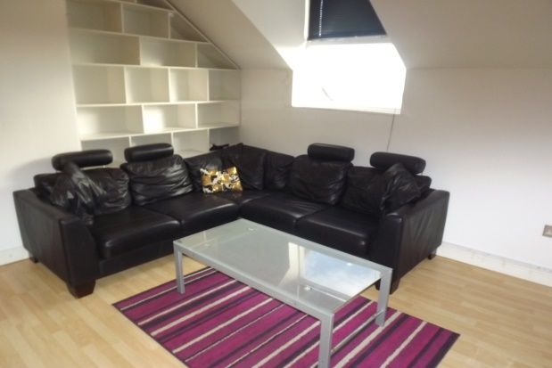Thumbnail Flat to rent in Malvern Road, Mapperley