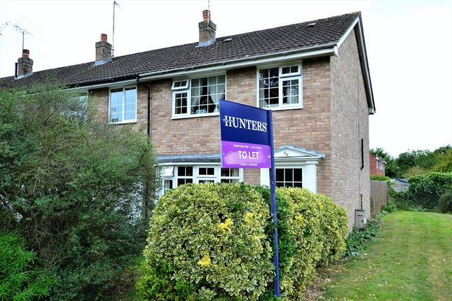 3 bed end terrace house to rent in Broad Oak Way, Up Hatherley, Cheltenham GL51