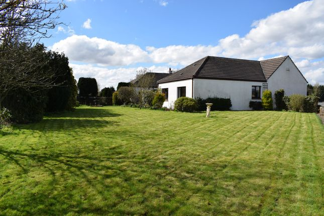 Thumbnail Detached bungalow for sale in Woodend Cottage, Closeburn, Thornhill