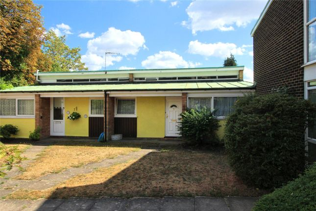 Thumbnail Terraced bungalow for sale in Woking, Surrey