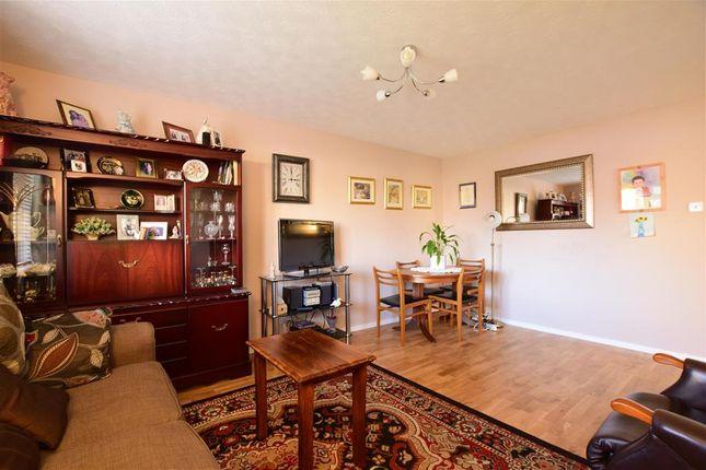 Thumbnail Semi-detached bungalow for sale in Hamelin Road, Gillingham, Kent