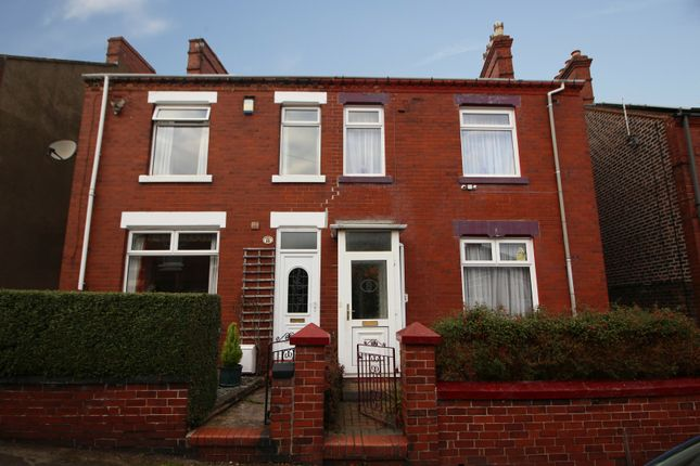 Thumbnail Terraced house for sale in Albert Street, Newcastle, Staffordshire