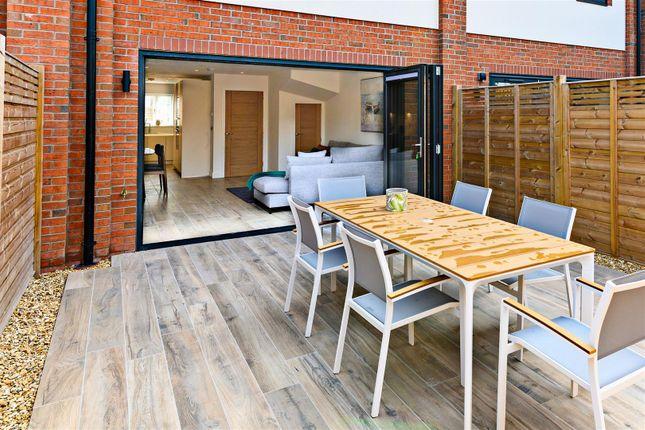 Courtyard.. of 6, Albury Place, Shrewsbury SY1