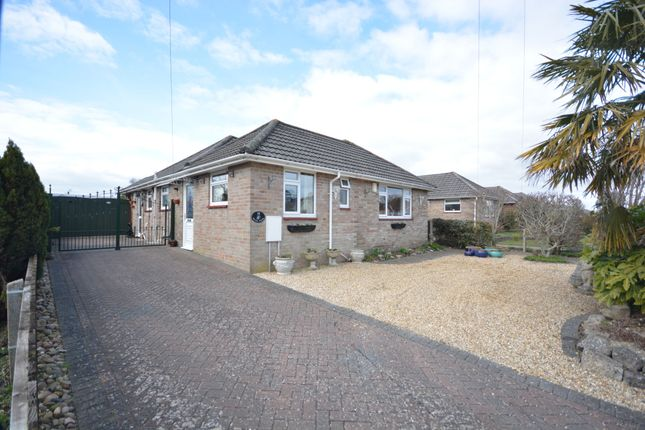 Thumbnail Detached bungalow for sale in Insley Crescent, Broadstone