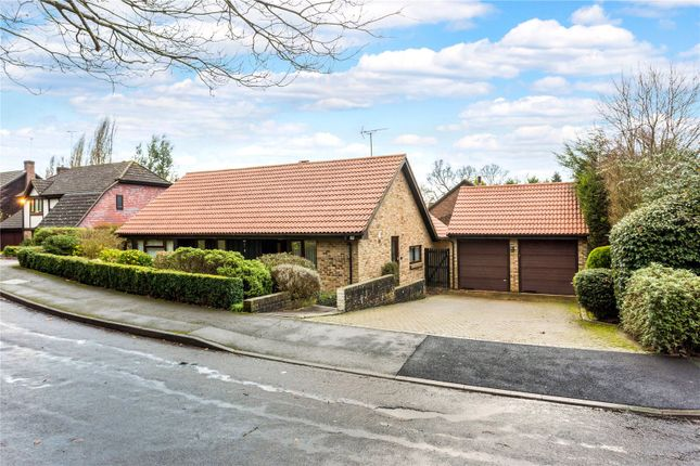 Thumbnail Detached bungalow for sale in Cavendish Meads, Ascot, Berkshire