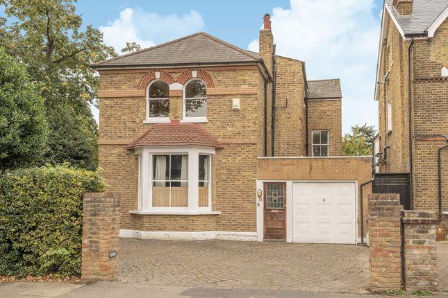 Thumbnail Detached house for sale in Dorset Road, Merton Park