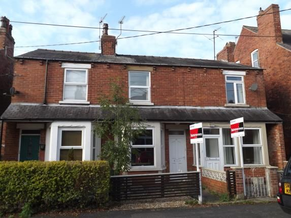 Front of King Edward Road, Woodhall Spa, Lincolnshire LN10