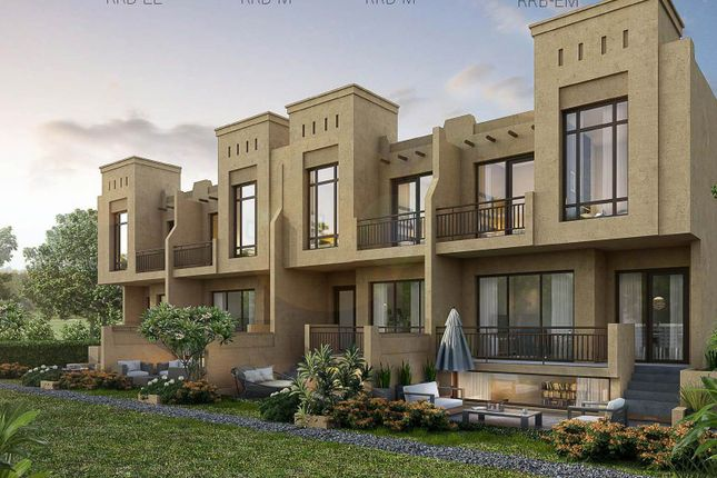 Thumbnail Town house for sale in Bait Al Aseel, Akoya Oxygen, Dubai Land, Dubai