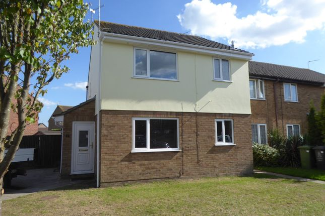 Thumbnail Terraced house to rent in Malin Court, Caister-On-Sea, Great Yarmouth