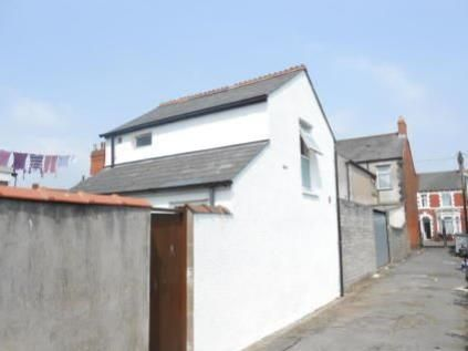 Thumbnail Detached house for sale in Dorset Street, Cardiff