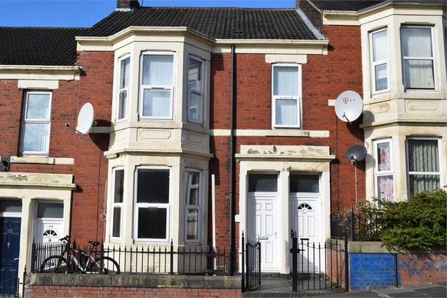 Thumbnail Flat to rent in Atkinson Road, Newcastle Upon Tyne, Tyne And Wear