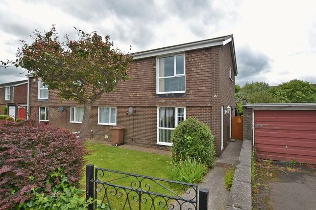 Flat for sale in Peebles Close, North Shields