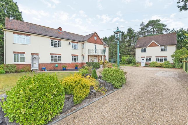 Thumbnail Detached house for sale in Silchester Road, Pamber Heath
