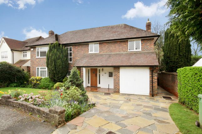 Thumbnail Detached house to rent in Links Road, Epsom