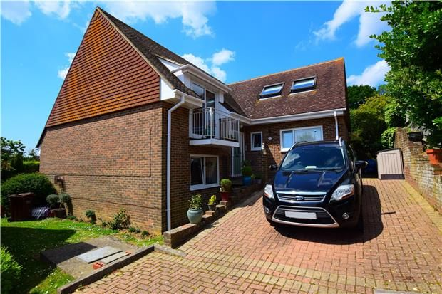 Thumbnail Detached house for sale in Wilkins Way, Bexhill On Sea