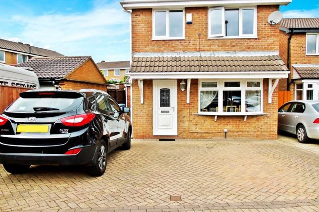 Thumbnail Detached house for sale in Stainton Way, Peterlee