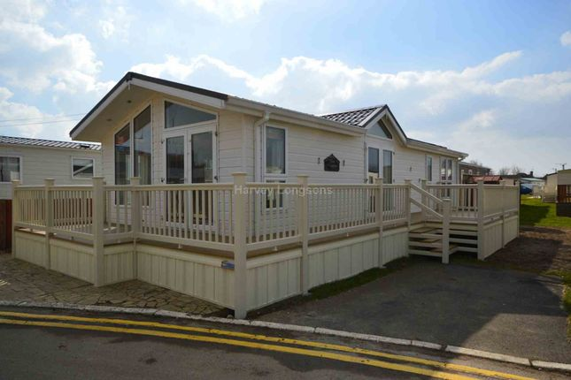 Thumbnail Lodge for sale in Winchelsea Sands Holiday Park, Pett Level Road, Winchelsea