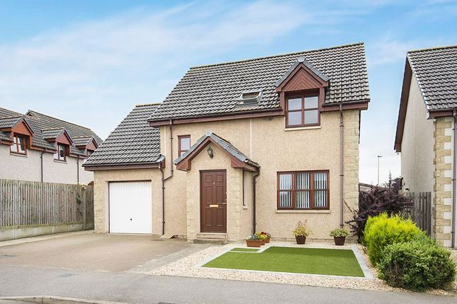 Thumbnail Detached house to rent in Fogwatt Lane, Elgin